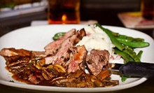 $15 for $30 Worth of Classic American and Traditional European Cuisine at Park Lane Tavern
