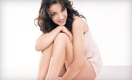 Laser Hair-Removal Treatments or Touchups at Precision Laser & Esthetics (Up to 63% Off). Six Options Available.