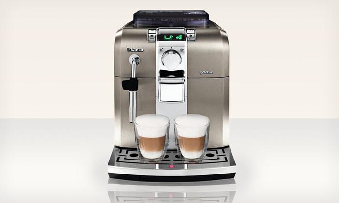 espresso machine groupon