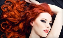 Cut with Shine Treatment and Option for Highlights or Color at Innovations Salon & Spa in Lee's Summit (Up to 57% Off)
