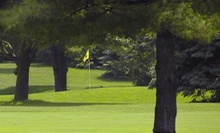 18-Hole Round of Golf with Cart for Two or Four Monday–Thursday or Friday–Sunday at Sycamore Golf Club (Up to 65% Off)