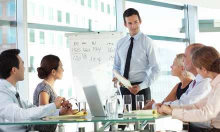 Ultimate Project Management Training Package from GoSkills (Up to 86% Off)