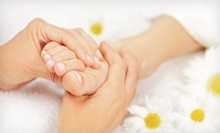 Asian-Style Massage or Swedish or Deep-Tissue Massage at Happy Head Foot Reflexology and Massage (Up to 51% Off)