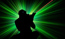 $19 for $40 Worth of Glow Golf, Lazer Tag, Bazooka Ball, and Other Activities at The Family Fun Center XL