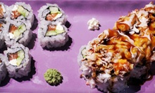 Sushi and Asian Cuisine at Mitsu Neko Fusion Cuisine and Sushi Bar (Half Off). Two Options Available.