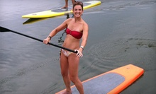 Stand Up Paddleboarding Lesson and Two-Hour Nature Tour for One or Four from VB Surf Sessions (Up to 53% Off)