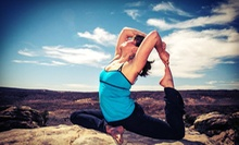 10 or 20 Classes at Sin City Yoga (Up to 73% Off)