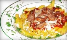 Italian Food for Dine-In, Carryout or Delivery, or Lunch at Birraporetti's Arlington (Half Off)