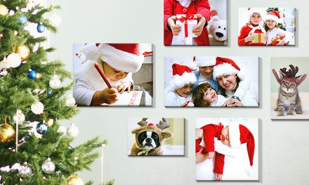 Custom Canvas Prints from Easy Canvas Prints (Up to 54% Off). Three Options Available.