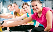 One-Month Gym Membership with 8 or 16 Fitness Classes at Core Fusion Fitness (Up to 60% Off)