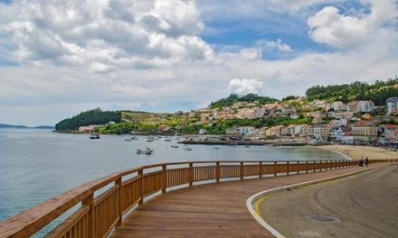 Hotel Gran Proa — Galiza: 2-7 noites para dois com pequeno-almoço, late check-out e visita a casa senhorial desde 69€