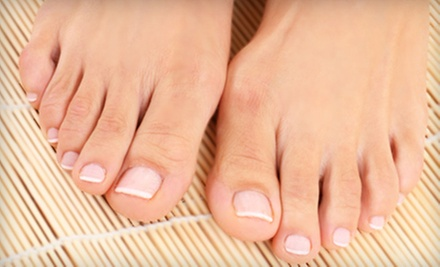Laser Toenail-Fungus Treatment for One or Both Feet at Peninsula Foot Care (Up to 69% Off)