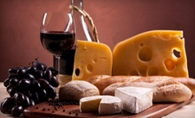 $10 for Wine Tasting and Appetizers for Two at Nonno's Italian Cafe ($20 Value)