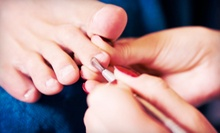 Mani-Pedis and Waxing Services at Salon D'Artista and Spa (Up to 59% Off). Four Options Available.