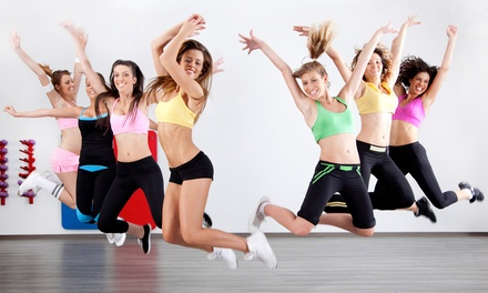 $25 for One Month of Zumba Fitness, Total Body Sculpt, and Yoga at Springs Salsa & Dance Fitness ($49 Value)