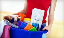 Three-Hour Housecleaning Sessions With Two Cleaners from VeraClean, LLC (Up to 57% Off). Two Options Available.