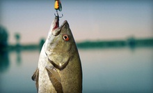 $175 for a Half-Day Private Fishing Charter for Up to Three from All Around Charleston Fishing and Charters ($350 Value)