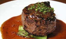 $40 for $70 Worth of Steakhouse Cuisine and Drinks for Two or More at Providence Prime