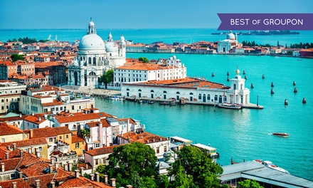 ✈ 15-Day European Vacation with Airfare from go-today. Price/Person Based on Double Occupancy.