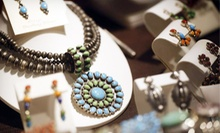 Modern and Southwestern-Style Jewelry at Jewelry At The Square (Half Off). Two Options Available. 