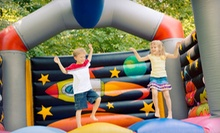 Two or Four Play Days at Rainbow Jump N Fun Play Center (Up to 61% Off)