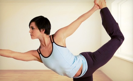 5 or 10 Drop-In Bikram-Yoga Classes at Bikram Yoga (Up to 73% Off)