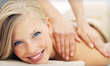 One or Three Massages or Massage and Ionic Footbath at Discover Health & Wellness (Up to 68% Off)