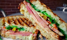 Sandwiches and Salads for Dine-In, Carry-Out, or Catering at WICHIT (Up to 53% Off)