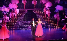 """Vegas! The Show"" Performance for One or Two at the Saxe Theater (Up to 56% Off)"