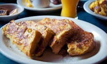 Brunch for Two or Four at Mo's Bar (Up to 58% Off)