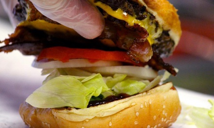 $11 for $20 Worth of Hot Dogs, Burgers, Fries, and Drinks at Rippers Roadstand