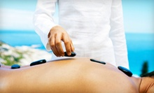 60-Minute Swedish or Hot-Stone Massage at Axis Natural Medicine (Up to 53% Off)