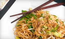 Pan-Asian Cuisine for Dinner at Lemongrass Kitchen (52% Off)