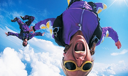 $150 for a Tandem Skydive from Florida Tandem Skydiving ($309 Value)