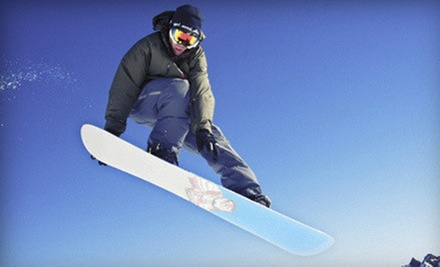 Ski or Snowboard Rental at Extreme Snowboard and Ski (Up to 57% Off). Three Options Available.