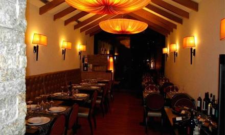 Rabelos — Gaia: jantar para dois ou quatro com entradas, pratos principais, bebidas, sobremesas e cafés desde 34,90€