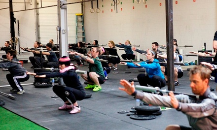 One or Three Months of Unlimited CrossFit Classes at CrossFit Newton (Up to 70% Off)