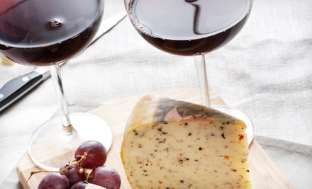 Wine Class or Wine-and-Cheese Flights at Lemon Tree Grocer (Up to 56% Off)