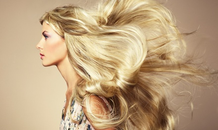 Haircut Package or Keratin Treatment at Federico Salon (Up to 62% Off). Five Options Available.