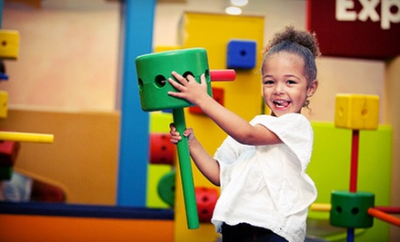 $17 for a Visit for Four to DuPage Children&#x27;s Museum (Up to $38 Value)