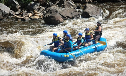 Whitewater Rafting for One, Two, or Six from Appalachian Outdoors (Up to 57% Off)