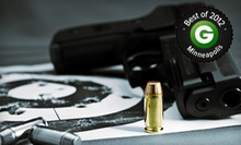 $69 for a Permit to Carry (Conceal & Carry) Certification Class & Range Time, Gun rental and ammo. (Multi)
