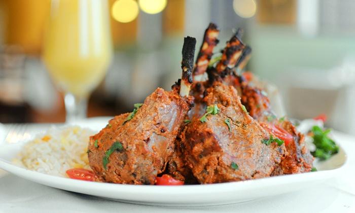 Indian cuisine bay leaf indian cuisine groupon for Al noor indian cuisine