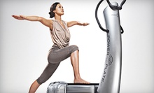 5 or 10 25-Minute Power Plate Classes at Feel Good Fitness (Up to 75% Off)