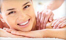 One or Two 60-Minute Swedish or Deep-Tissue Massages at The Sanctuary Salon and Spa (Up to 63% Off)