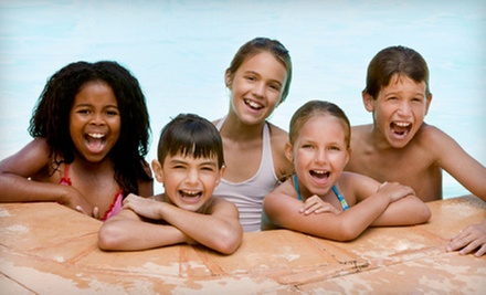 $199 for a Private Two-Hour Kids&#x27; Pool Party for Up to 24 at Goldfish Swim School ($450 Value)