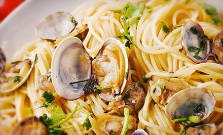 Italian Dinner and Drinks at Paulie's Anna Rose (Up to 51% Off). Three Options Available.