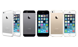 Apple Iphone 5s For T-mobile, Simple Mobile, Or Gosmart Mobile (refurbished)