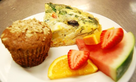 Breakfast or Dinner at Mustard Seed Cafe (Up to 35% Off)