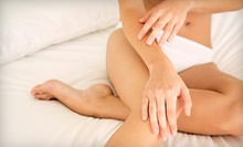 Six Laser Hair-Removal Treatments on a Small, Medium, or Large Area at Spa Balance (Up to 83% Off) 